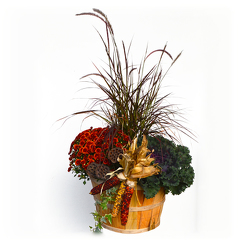 Bushel of Fall from Casey's Garden Shop & Florist, Bloomington Flower Shop