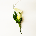 Swan Prince Boutonniere from Casey's Garden Shop & Florist, Bloomington Flower Shop