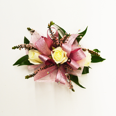 Sweet Princess Corsage from Casey's Garden Shop & Florist, Bloomington Flower Shop