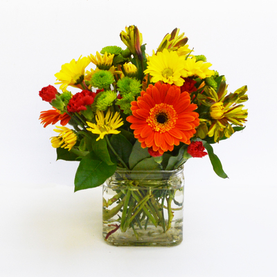 Summer Fiesta from Casey's Garden Shop & Florist, Bloomington Flower Shop